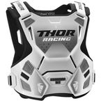 Youth White/Black Guardian MX Roost Guard - 2701-0859