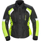 Women's Black/Hi-Viz Sonora Air 2.0 Jacket - 8727-0213-85