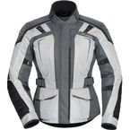 Women's Lite Gray/Gunmetal Transition Series 5 Jacket - 8777-0507-76
