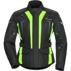 Women's Black/Hi-Viz Transition Series 5 Jacket - 8777-0513-76