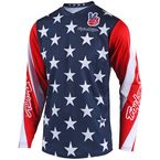 Navy GP Star Jersey - 307497906