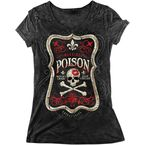 Womens Poison T-Shirt - LA20548XL