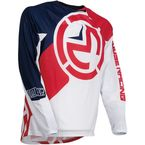Youth Red/White/Blue Qualifier Jersey - 2912-1701
