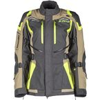 Women's Black/Tan Artemis Jacket - 3015-000-140-500