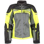 Women's Gray/Hi-Vis Avalon Jacket - 3914-000-140-500