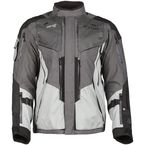 Gray/Light Gray/Black Badlands Pro Jacket - 4052-002-140-630