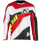 Red/White/Black XC Lite Jersey - 5003-002-140-100