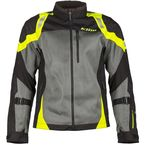 Gray/Black/Hi-Vis Induction Jacket - 5060-002-140-500