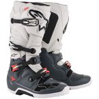 Dark Gray/Light Gray/Fluorescent Red Tech 7 Boots - 20120149309