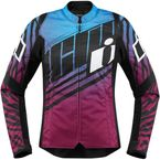 Women's Purple Overlord SB2 Wild Child Jacket - 2822-1072