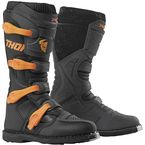 Charcoal/Orange Blitz XP Boots - 3410-2203