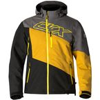 Yellow/Charcoal/Black Husky 3 in 1 Jacket - M18304_BRCHCBKYE_L