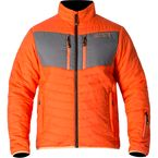 Orange/Charcoal EVO Jacket Liner - M19-05_OGCHC_2XL