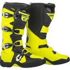 Hi-Vis Yellow FR5 Boots - 364-70810