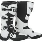 White FR5 Boots - 364-70410