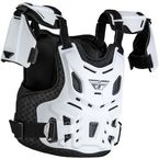 Youth White CE Revel Roost Guard - 36-16065