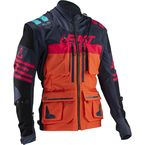 Ink/Orange GPX 5.5 Enduro Jacket - 5019001112