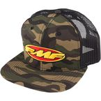 Camo The Don Trucker Hat - SP8196900CAM