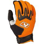 Orange/Gray Mojave Gloves - 3168-003-140-402