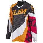 Women's Orange XC Lite Jersey - 3997-000-140-400