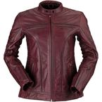 Womens 410 Leather Jacket - 2813-0901