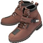 Brown Big Bang 2.0 Boots - 1287-0809