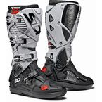 Black/Ash Crossfire 3 SRS Boots - SID-C3S-BKAS-44