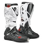 Black/White Crossfire 3 TA Boots - SID-C3T-BKWH-44