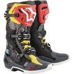 Limited Edition Cactus Racer Tech 10 Boot - 2010019-9090-9