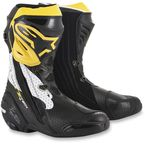 Limited Edition Kenny Roberts Sr. Supertech R Race Replica Boots - 2220015-1522-43