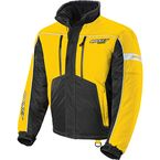 Yellow/Black Storm Jacket - 1818-034