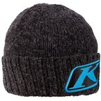 Charcoal/Vivid Blue Canyon Beanie - 6027-002-000-660