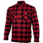 Red Tide Bender Riding Flannel Shirt - 8103-0101-06