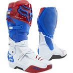 Blue/Red Instinct Boots - 27463-149-9