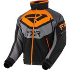 Black/Gray/Char/Orange Fuel Jacket - 210001-1030-13