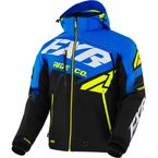 Black/Blue/Hi-Vis Boost FX Jacket - 210026-1040-13