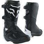 Youth Black Comp Boots - 27689-001-1