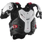 White 6.5 Pro Chest Protector - 5021400221