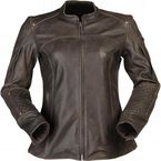 Womens Brown Chimay Jacket - 2813-1004
