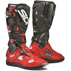 Red/Red/Black Crossfire 3 Boots - SID-C3T-RRBK-44