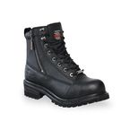 Womens Accelerator Leather Boots - MB20820