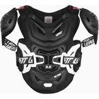 Black/White 5.5 Pro HD Chest Protector - 5014101101