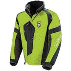 Green/Black Storm Jacket - 1501-044