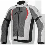 Light Gray/Dark Gray Amok Air Drystar Jacket - 3207716-922-L
