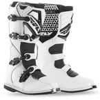 White Maverik Boots - 364-56413