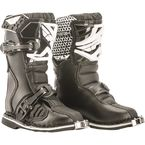 Black Maverik Mini Boots - 364-56099