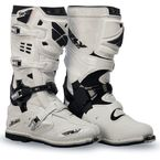 White Sector Boots - 363-57411
