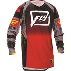 Black/Red/Yellow Evolution 2.0 Code Jersey - 369-120L