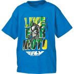 Youth Blue Live for Moto T-Shirt - 352-0661YL