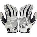 White Low 5 Gloves - 509-GLOL5W-16-MD